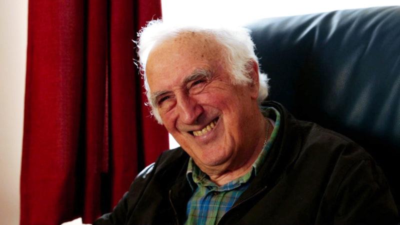 Jean Vanier, fondateur de l'Arche, a reçu la Légion d'honneur le 2 décembre 2016 (Photo: Vimeo)